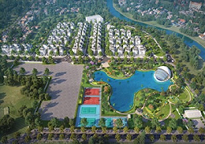 VINHOMES GREEN VILLAS